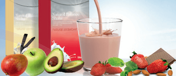 batidos saludables wellness oriflame